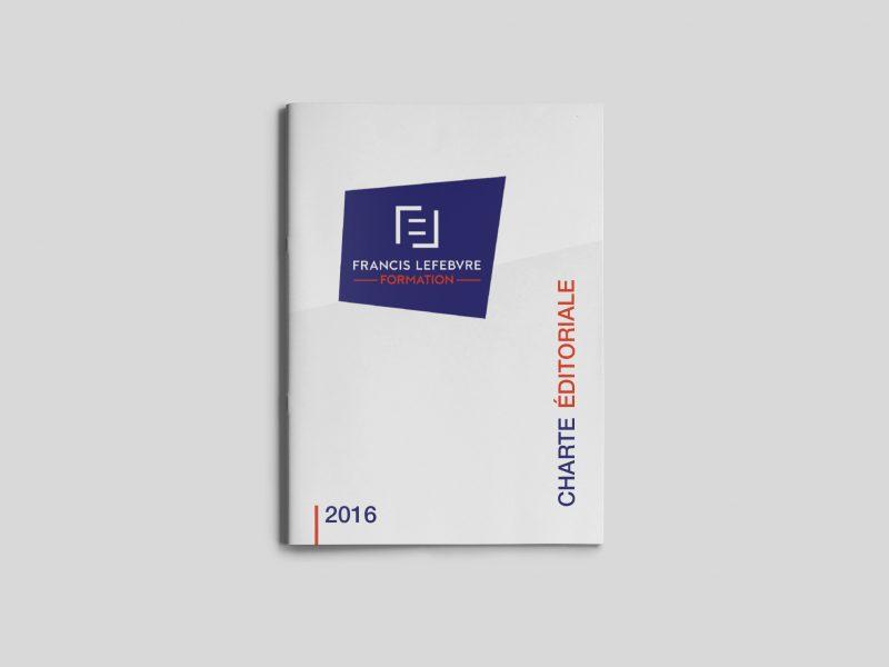 Charte éditoriale Francis Lefebvre Formation
