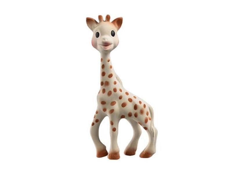 sophie la girafe animal pensant